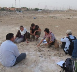 German Archeologists Return in Iraq