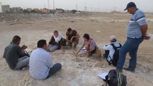 German Archeologists Return in Iraq