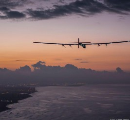 """Congrats for Solar Impulse – """"We are in Hawaii"""""""